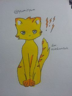 drawing request for Avaloncat