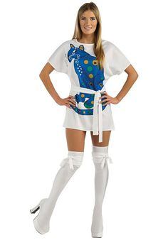 ABBA Agnetha Fancy Dress Costume - Music Legends Costumes at Escapade™ UK - Escapade Fancy Dress on Twitter: @Escapade_UK