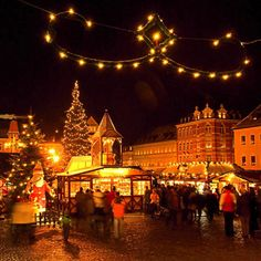 London Christmas Markets & Fairs | Christmas Shopping | UK | Red Online