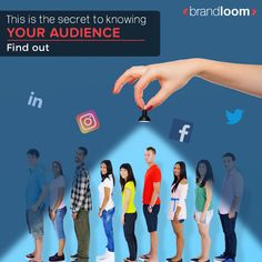 Marketing in any form hinges on one pivotal factor- the target audience. Here is how to define Target Audience in Advertising on Internet. The Marketing, Marketing Tools, Social Media Marketing, Digital Marketing, Target Customer, Target Audience, Understanding Yourself, Young People, Teamwork
