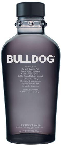 Gin Bulldog da $26.42 (18,92€)