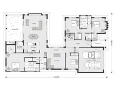images about Houses and Plans on Pinterest   Floor Plans    Mandalay   Element  Our Designs  Cairns Builder  GJ Gardner Homes Cairns