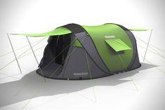 Cinch Pop Up Tent | HiConsumption