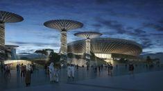 Dubai 2020 Expo Sustainability Pavilion, Dubai, 2020 - Grimshaw Architects - http://www.archilovers.com/projects/190587?utm_source=lov&utm_medium=email&utm_campaign=lov_news