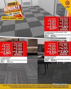 Other for sale, in Klang, Selangor, Malaysia. Modern and Contemporary Carpet Tiles - Buy Now & Sav Carpet Flooring, Vinyl Flooring, Artificial Grass Carpet, Carpets For Kids, Commercial Carpet Tiles, Contemporary Carpet, Ad Home, Quality Carpets, Bamboo Blinds
