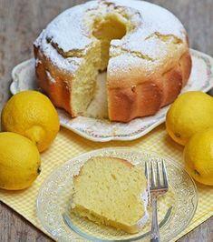 Recettes au fromage blanc : un gâteau au citron et au fromage blanc