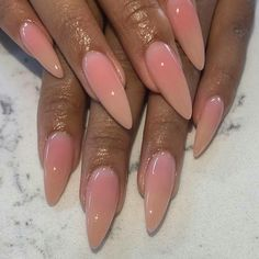 In this post I will show you the new acrylic painting ideas. You can inspire from these simple acrylic painting ideas. If you love acrylic art, come here! Almond Acrylic Nails, Almond Shape Nails, Summer Acrylic Nails, Dark Nails, Nude Nails, Stiletto Nails, Pretty Nail Colors, Pretty Nails, Almond Nails Designs