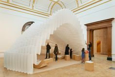 Sensing Spaces | Royal Academy, London 2014