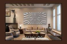 """Large Metal Wall Art Home Decor Abstract Contemporary Modern Sculpture """" Edge of Light"""" Cold Edge Ga Contemporary Metal Wall Art, Large Metal Wall Art, Modern Contemporary, Metal Art, Metal Sculpture Wall Art, Modern Sculpture, Leaf Wall Art, Foyer Decorating, Decorating Games"""