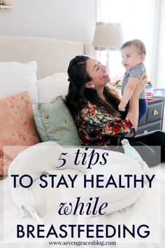 5 Tips to stay healthy while breastfeeding. Practical tips that will help you for the long-haul. Breastfeeding tips you need to know. *** For more information, visit image link. Pregnancy Must Haves, First Pregnancy, Pregnancy Tips, Women Pregnancy, Get Pregnant Fast, Pregnant Diet, Getting Pregnant, Breastfeeding Bottles, Breastfeeding Tips