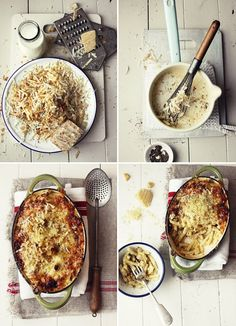Chili Macaroni Cheese, recipe is by Katie Quinn Davies of What Katie Ate