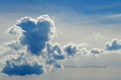 heart clouds