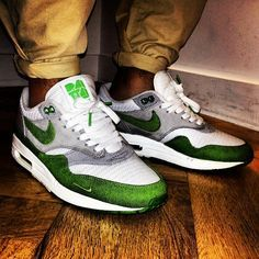 nike air max 1 patta goolamb pinroll Trampki Nike Air Max  Sneakers nike air max