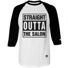 Custom Salon Aprons, Shirts, Polos, & More