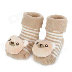 Socks & Tights Hello Kitty 3-pair Slipper Socks Size 2t-4t Box Q