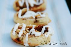 Sinfully Cinnamon Cookies- Lillies Chirstmas Cookies, from How I Met Your Mother.