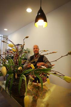 Martijn de bloemist in Maastricht, The Netherlands. http://www.martijndebloemist.nl/site/