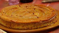 Bolo perfeito de banana caramelada: receita da Rita Lobo - Cozinha Prática - GNT