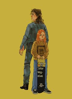 Siblings, Billy and Max. Lucas Stranger Things, Stranger Things Quote, Stranger Things Aesthetic, Stranger Things Netflix, Stranger Things Season, View Photos, Movies And Tv Shows, Fan Art, Dacre Montgomery