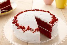 Red Velvet Cake recept | Dr. Oetker