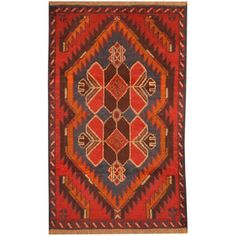 Shop for Herat Oriental Afghan Hand-knotted Tribal Balouchi Wool Rug (2'9 x 4'5). Get free delivery at Overstock.com - Your Online Area Rugs Shop! Get 5% in rewards with Club O!