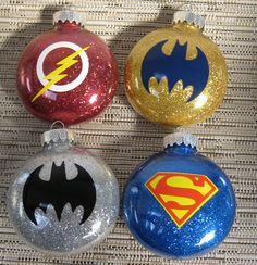 Star Wars Christmas Ornaments. Set of four4Darth Vader | Holiday ...