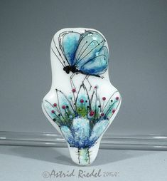 Spring Butterfly - Astrid Riedel Etsy<3<3<3