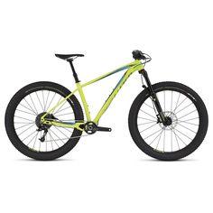 Specialized Fuse Expert 6Fattie 2017 Hardtail Mountain Bike Green