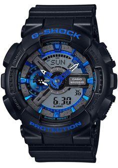 G-Shock GA-110CB-1A XL Black/Blue