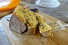 Zdrowo i na temat...: Ciasto z dynią i czekoladą. Bezglutenowe.