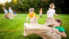 Des idées de jeux pour les fêtes d'enfants - Activités en famille - Canal Vie