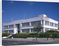 The old Coty factory, Great West Road Brentford. Built Now a private clinic. West Road, Brentford, West London, Beautiful Buildings, Urban Design, Ancestry, Clinic, Past, Old Things