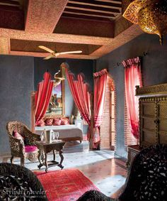 La Sultana Marrakech - luxury hotel and spa in Marrakesh, #Morocco