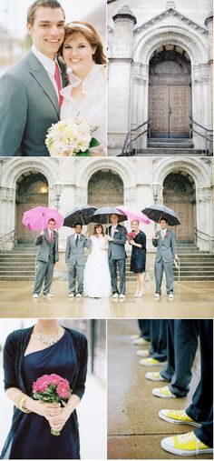 Hard Rock Hotel Chicago Wedding by Two Birds Photography | Style Me Pretty