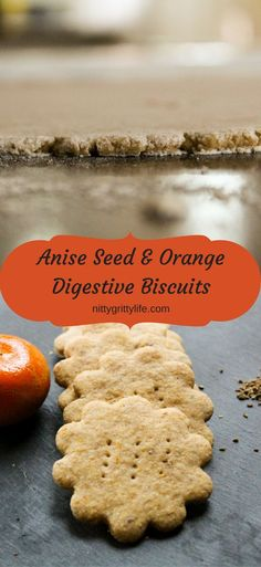 One of Kendall's favorite cookies (biscuits to him) is anise-flavored.