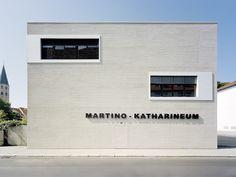 Martino-Katharineum Gymnasium, Braunschweig - KSP Jürgen Engel Architekten
