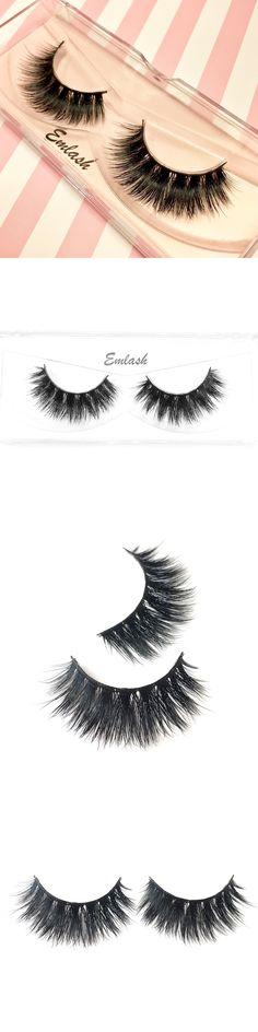 False Eyelashes and Adhesives: Luxury 3D Mink Eyelashes Thick Dramatic False Eye Lashes Fearless Us Seller BUY IT NOW ONLY: $49.99