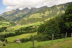 Jaunpass (Kanton Freiburg) / Col de Jaun (Canton de Fribourg)