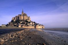 Abbaye du Mont St-Michel.