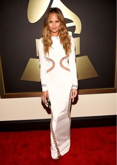 It was tasteful and not too revealing and cheap looking.Every Single Grammy Awards Red Carpet Look You NEED to See via @WhoWhatWear