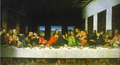 Leonardo da Vinci's The Last Supper is one of the artist's most well-known works and, together with the Mona Lisa, was one of the two paintings that helped establish Leonardo's fame as a painter. The work was commissioned by the Duke Lodovico Sforza, Leonardo's patron, for the refectory (dining hall) of the convent of Santa Maria delle Grazie, in Milan, Italy.