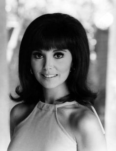 I always wanted my hair to look like Marlo's when I was growing up, but my hair would never cooperate. But now I want to be more like the real Marlo Thomas by being an advocate for others.