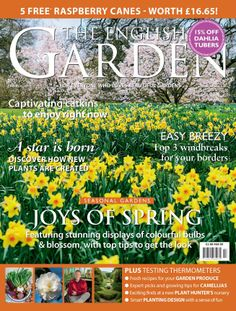 march 2014 uk issue see more at wwwtheenglishgardencouk