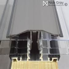 Image result for timber supported glazing bars for polycarbonate