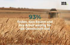 Am 1. Juni war der Weltbauerntag. Ohne unsere Bauern würden die Regale im Supermarkt ziemlich leer aussehen. 🥬🌽🥔🥨🍎 Juni, Farmers, Shelving