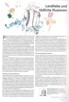 """Mit Land-Lust und -Frust und der alten Sehnsucht nach dem einfachen Leben beschäftigt sich meine März-Kolumne im Nürnberger Sozialmagazin """"Straßenkreuzer"""" Nr. 3/2016. (Zum Lesen einfach anklicken und vergrößern!) Auch sonst gibt es wieder viel zu entdecken..."""