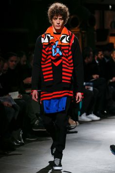 MENSWEAR FALL/WINTER 2017-2018  Givenchy