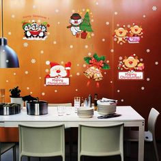 3.28$  Watch here - http://diyph.justgood.pw/go.php?t=202810201 - Merry Christmas DIY Removable Window Decor Wall Stickers