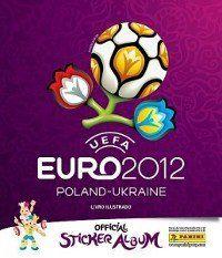 Panini Euro 2012 Album Cover