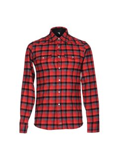 Red Plaid Ely Cattleman 174 Quilted Flannel Shirt Jacket